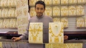 Mohammad weiß, wovon Omans Bräute träumen.