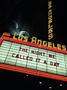 Aufregend bei Tag und Nacht - die Unterhaltungshauptstadt Amerikas L.A.