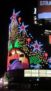 Verblasster Stern: das Riviera am Ende des Las Vegas Strip.