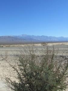Scheinbar unendliche Weiten - Death Valley.